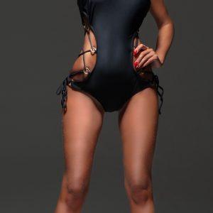 Busty Brunette Tanned Body - London escorts