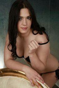 Diana Busty Brunette