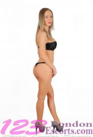 Gorgeous Blonde Long Legs – Karina
