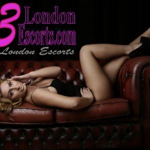Sexy Blonde Escort Rebecka