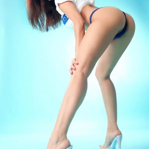 Redhead With The Longest Legs - 123LondonEscorts