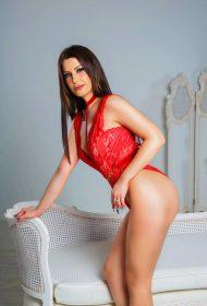 Nataly Classy Brunette