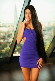 Natasha Brunette Party Girl