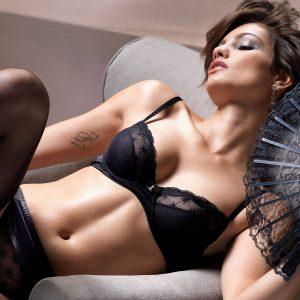 London escorts in lingerie