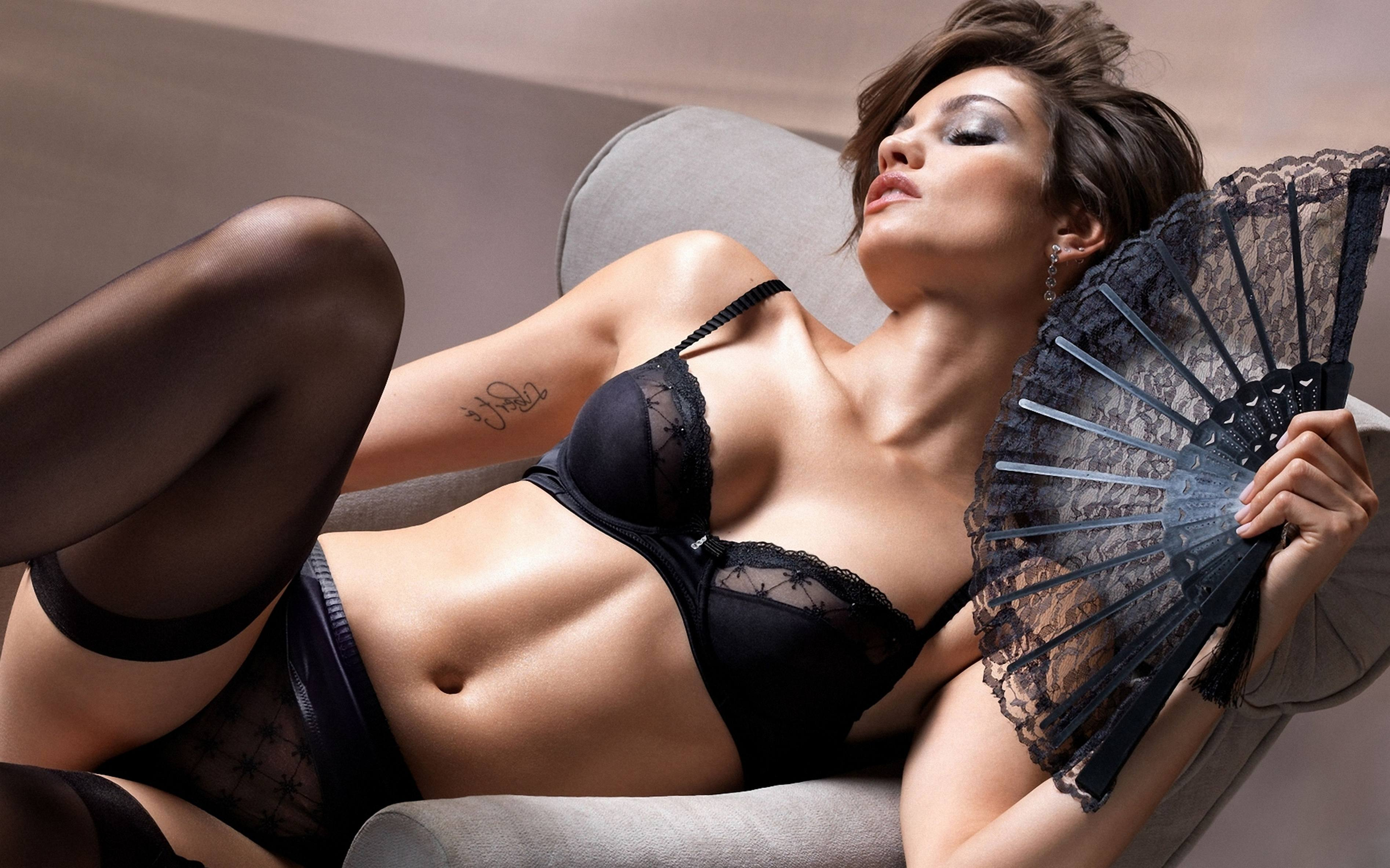 London escorts in lingerie