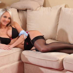 Stacy Blonde Escort in London